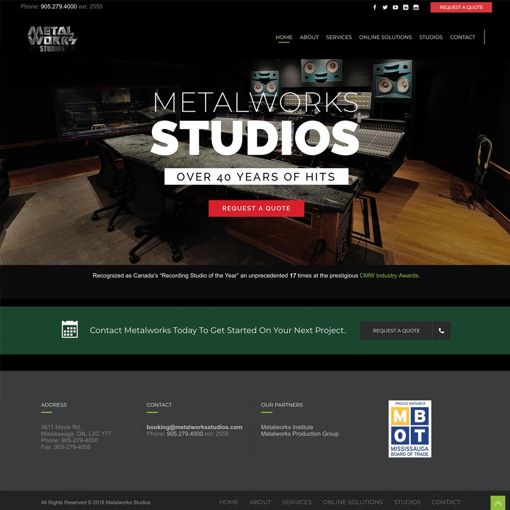 Metalworks Studios