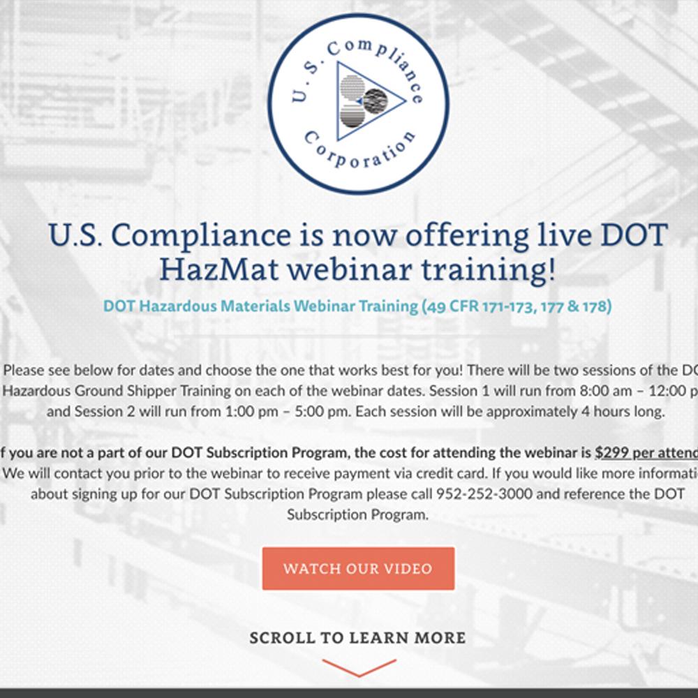 US Compliance Corporation